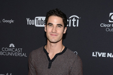 Darren Criss 2016 Global Citizen Festival in Central Park to End Extreme Poverty by 2030 - VIP Lounge