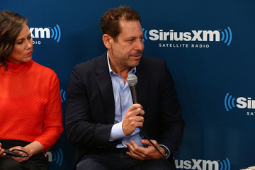 Darren Star The Cast of 'Younger' Visits the SiriusXM Studios