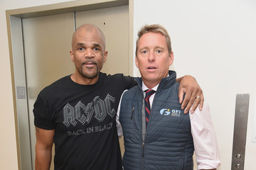 Darryl McDaniels Annual Charity Day Hosted By Cantor Fitzgerald, BGC and GFI - GFI Office - Inside