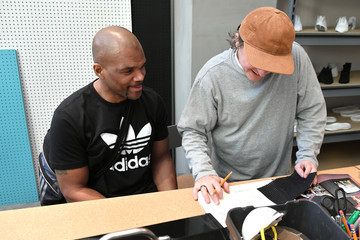 Darryl McDaniels Adidas Creates 747 Warehouse St. in Los Angeles - An Event in Basketball Culture