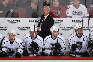 Darryl Sutter Los Angeles Kings v Arizona Coyotes