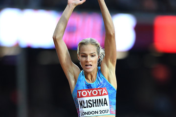 Darya Klishina 16th IAAF World Athletics Championships London 2017 - Day Six