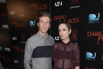 Daryl Wein Zoe Lister Jones Celebrities Attend the Premiere of DIRECTV's 'Dark Places'