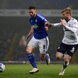 Daryle Murphy Ipswich Town v Bolton Wanderers