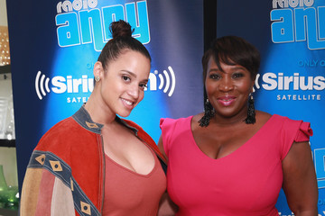 Dascha Polanco Bevy Smith Hosts a Radio Special Celebrating the Anniversary of Andy Cohen's SiriusXM Channel