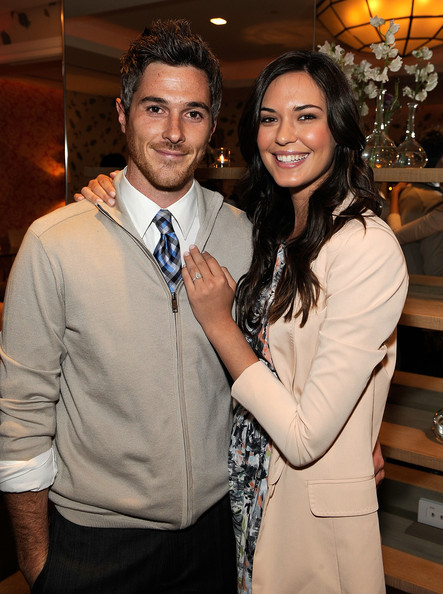 dave annable and odette yustman