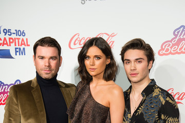 Dave Berry Capital's Jingle Bell Ball With Coca-Cola - Arrivals - Day 1