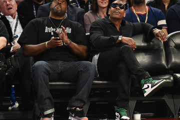 Dave Chappelle Celebrities Attend The 66th NBA All-Star Game