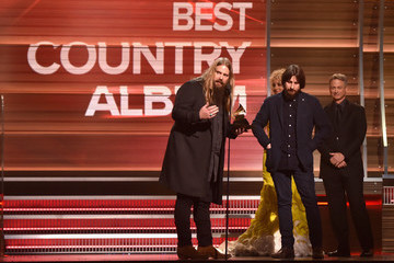 Dave Cobb The 58th GRAMMY Awards - Roaming Show