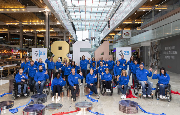 National Lottery 25 [team,championship,team sport,competition event,medallists,lee pearson,chris hoy,funding,effect,national lottery,birthday,olympic,paralympic,medal wins]