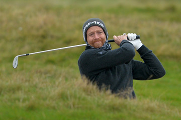 Dave Farrell Alfred Dunhill Links Championship - Day Two