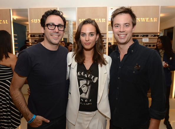 8c43441ad7f Dave Gilboa and Neil Blumenthal Photos»Photostream · Pictures · Warby Parker  Opens First West Coast Store