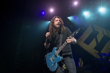 Dave Grohl iHeartRadio Foo FAnthem Show Featuring Foo Fighters at The Anthem