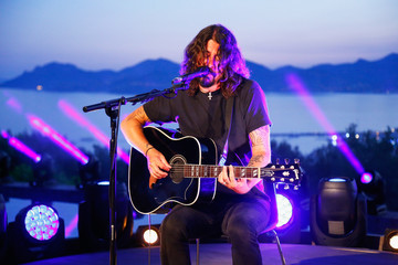 Dave Grohl Live Nation and Citi Present a Special Evening With Dave Grohl at Cannes Lions