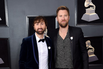 Dave Haywood 60th Annual GRAMMY Awards - Arrivals