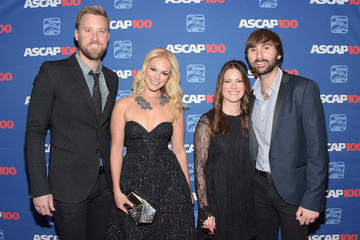 Dave Haywood Cassie McConnell 52nd Annual ASCAP Country Music Awards - Arrivals