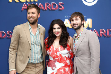 Dave Haywood 53rd Academy Of Country Music Awards - Arrivals
