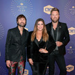 Dave Haywood 2019 CMT Artist of the Year - Red Carpet