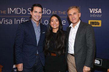 Dave Karger Day Three: The IMDb Studio Hosted by the Visa Infinite Lounge at the 2017 Toronto International Film Festival (TIFF)