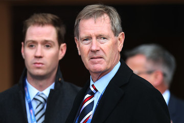 Dave King Rangers v Motherwell - Betfred League Cup Semi Final