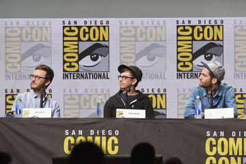 Dave McCary Comic-Con International 2017 - 'Brigsby Bear' Cast And Filmmakers Panel