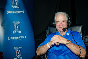Dave Stockton SiriusXM Broadcasts From The Masters - Day 1