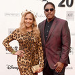 Dave Winfield WACO Theater Center's 3rd Annual Wearable Art Gala - Arrivals