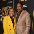 Dave Winfield Premiere Of HBO's 'What's My Name: Muhammad Ali' - Arrivals