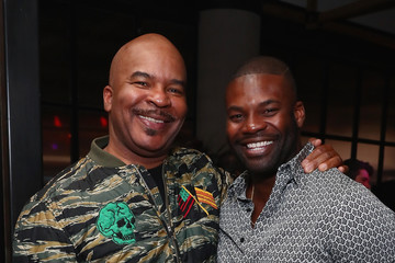 David Alan Grier Entertainment Weekly And PEOPLE Upfronts Party At Second Floor In NYC Presented By Netflix And Terra Chips - Inside