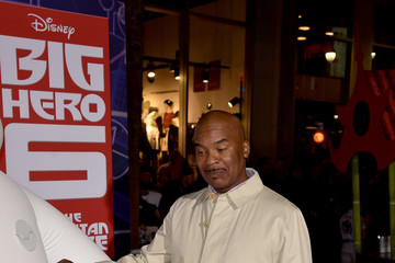 "David Alan Grier Premiere Of Disney's ""Big Hero 6"" - Red Carpet"