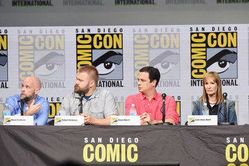 David Alpert Comic-Con International 2017 - AMC's 'Fear The Walking Dead' Panel