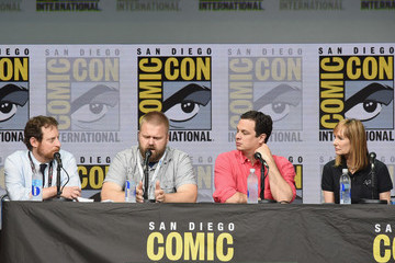 David Alpert Comic-Con International 2017 - AMC's 'The Walking Dead' Panel