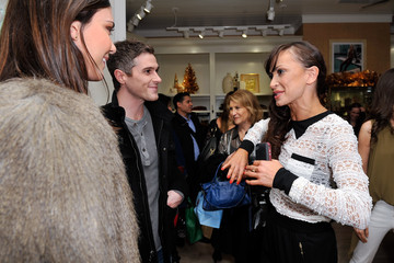 David Annable Lucky Brand And Vogue Celebrate California Culture and Style