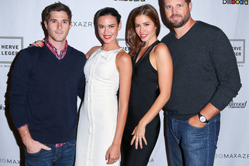 David Annable BCBGMAXAZARIA 2013 Spring/Summer Collection After Party Hosted By The Hollywood Reporter