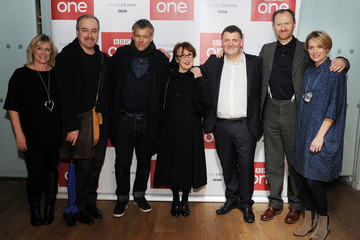 David Arnold Episode Three Preview Screening of 'Sherlock'- Photocall
