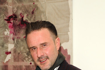 David Arquette Treats! Magazine Hosts Their Issue 8 Launch Party At The Treats! Oscar Villa Presented By OMINA