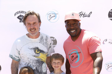 """David Arquette Charlie West A.D.I.D.A. Success Hosts """"Refresh Your Sole"""" Charity Event"""