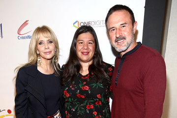 """David Arquette Rosanna Arquette Penny Lane Centers Of Southern California's 50th Anniversary """"Voices Of Our Children"""" Celebration And Fundraiser Gala"""