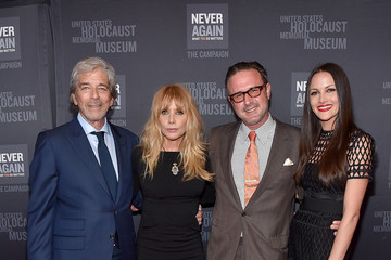 David Arquette Rosanna Arquette United States Holocaust Memorial Museum Presents 2016 Los Angeles Dinner: What You Do Matters