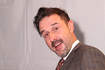 "David Arquette Backstage Creations Treat Suite At Fox's ""Cause For Paws - An All-Star Dog Special"""