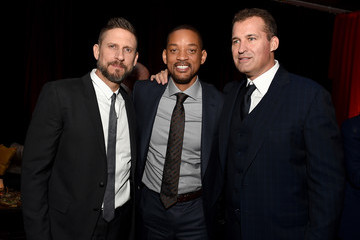David Ayer Premiere of Netflix's 'Bright' - After Party