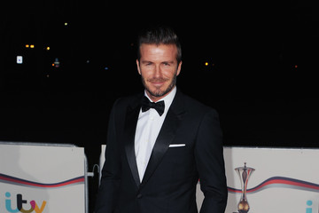 David Beckham A Night of Heroes: The Sun Military Awards