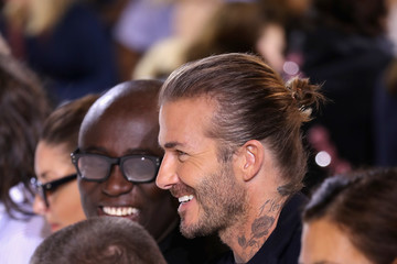 David Beckham Victoria Beckham - Runway - September 2017 - New York Fashion Week