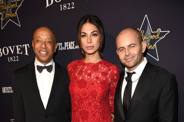 David Belle 8th Annual Hollywood Domino Gala Presented By BOVET 1822 Benefiting Artists For Peace And Justice