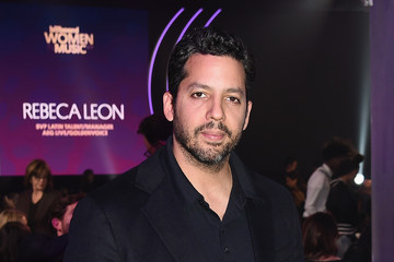 David Blaine Billboard Women In Music 2016 - Inside