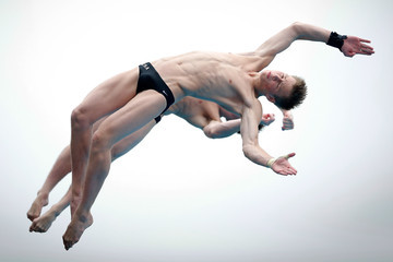 David Boudia Steele Johnson 19th FINA Diving World Cup: Day 2