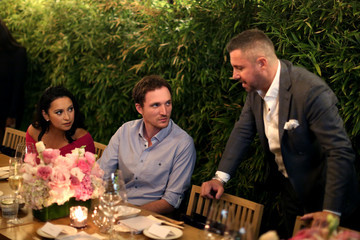 David Bren Grand Seiko Along With Westime And Haute Living Host An Intimate En Kai Dinner At Chateau Hanare