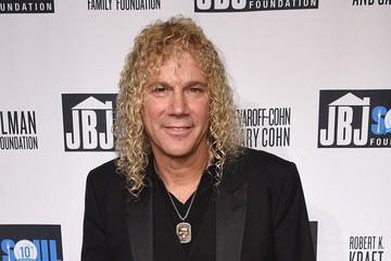 David Bryan Jon Bon Jovi Soul Foundation 10 Year Anniversary