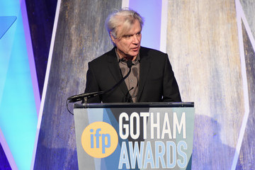 David Byrne IFP's 27th Annual Gotham Independent Film Awards - Show