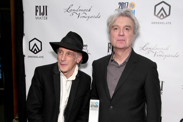 David Byrne IFP's 27th Annual Gotham Independent Film Awards - Backstage